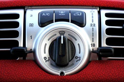 климатик в кола