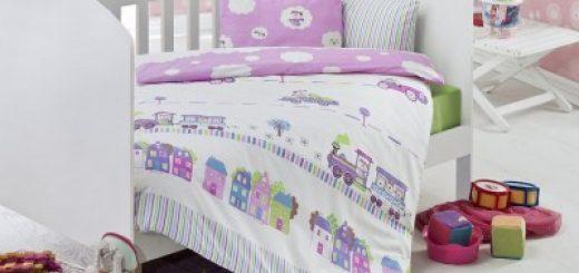 бебешко спално бельо
